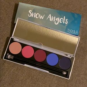 """DOSE Of Colors """"Snow Angels"""" EyeShadow Palette"""